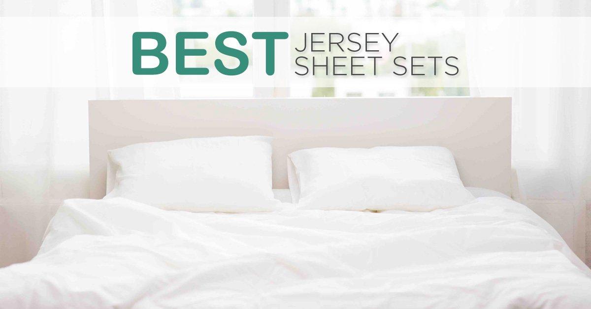 The Overall Best Jersey Sheet Set