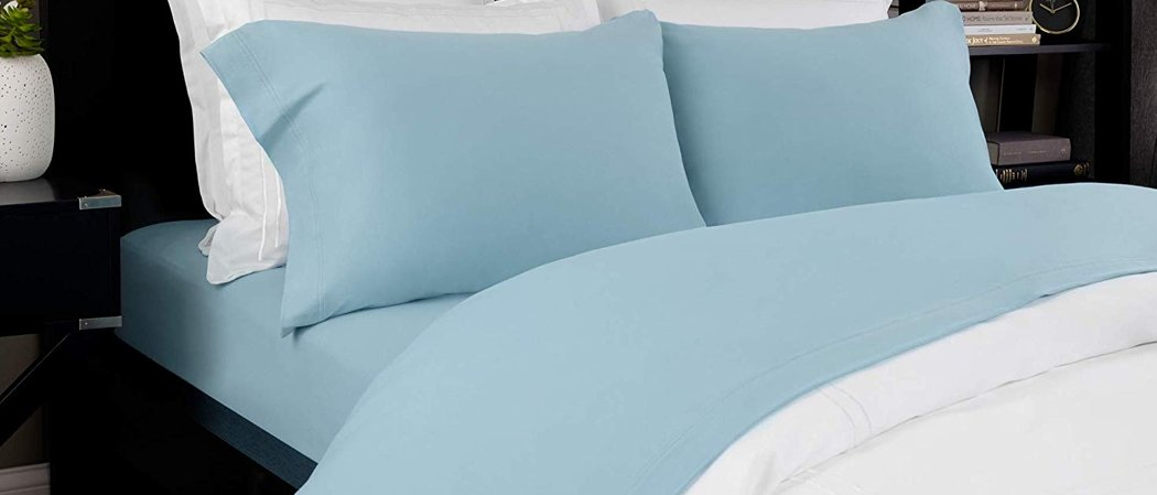 Luxury Jersey Sheet Set- Extra Soft 100% Cotton Breathable