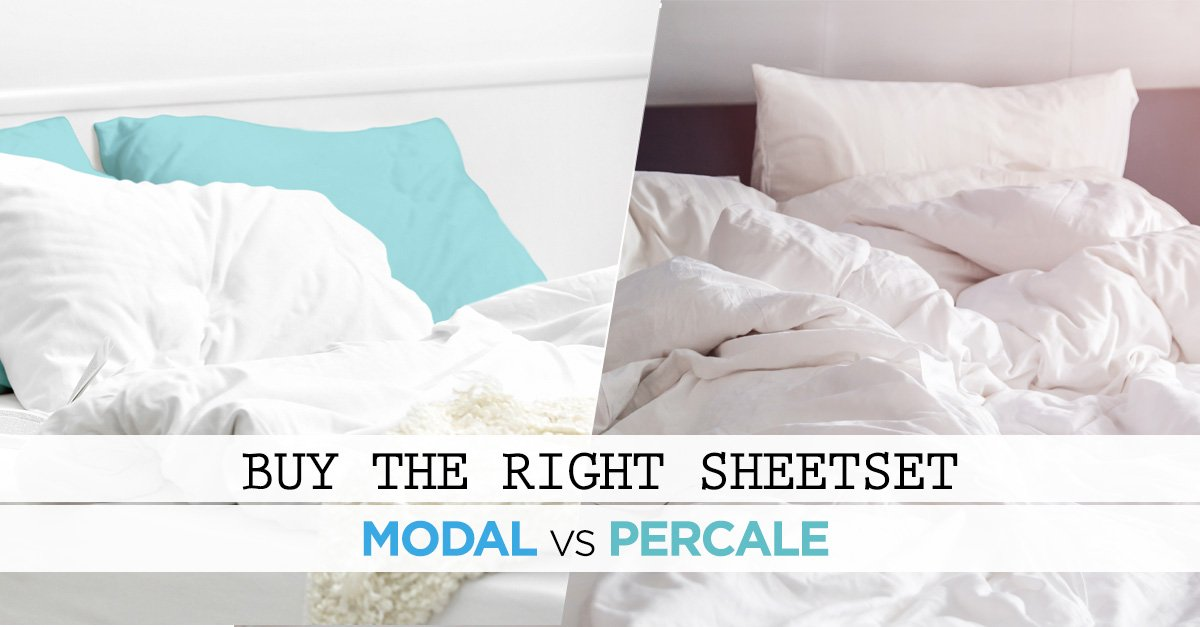 623a87a1b8 Buy the Right Sheet Sets: Modal Sheet Vs. Percale Sheets - Buyer's Guide