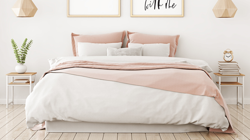 Home Décor Resolution 2 – Give Your Bedroom a Makeover!