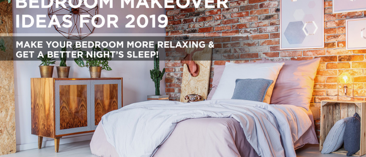 Bedroom Makeover Ideas for 2019