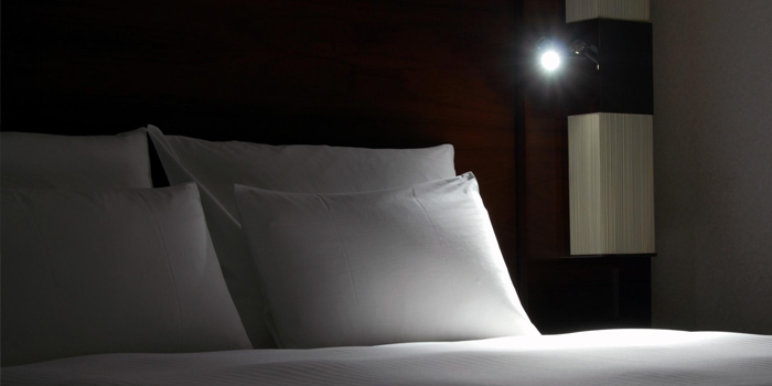 Have a night's sleep enriched with rest and luxury