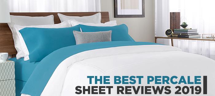 The Best Percale Sheet Reviews 2019 | The Sleep Advisor